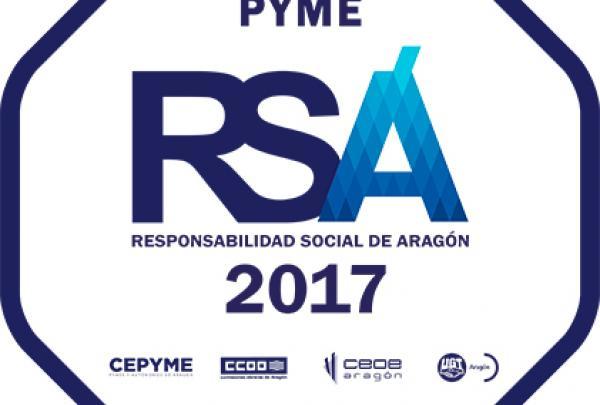Sello de Responsabilidad Social de Aragon