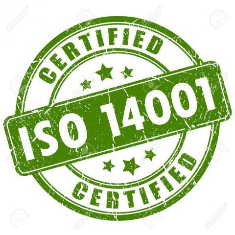 Sello ISO 14001