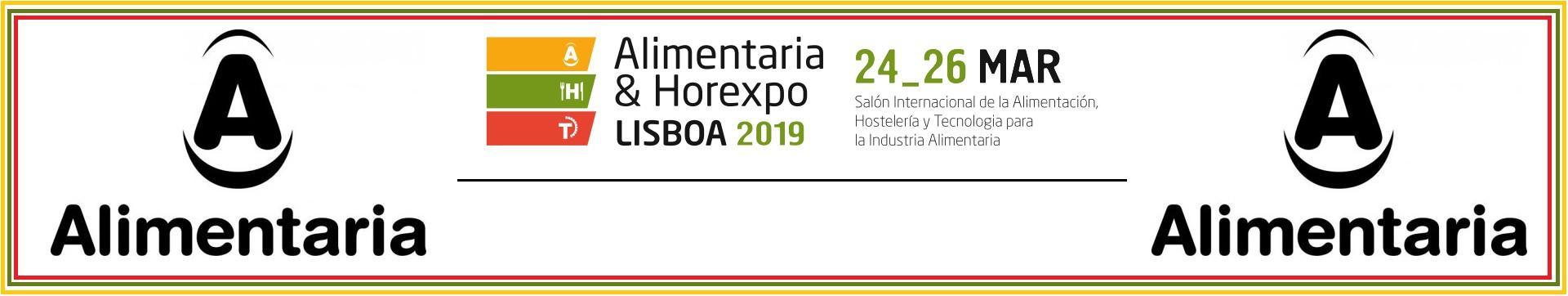 ALIMENTARIA & HOREXPO PORTUGAL 2019
